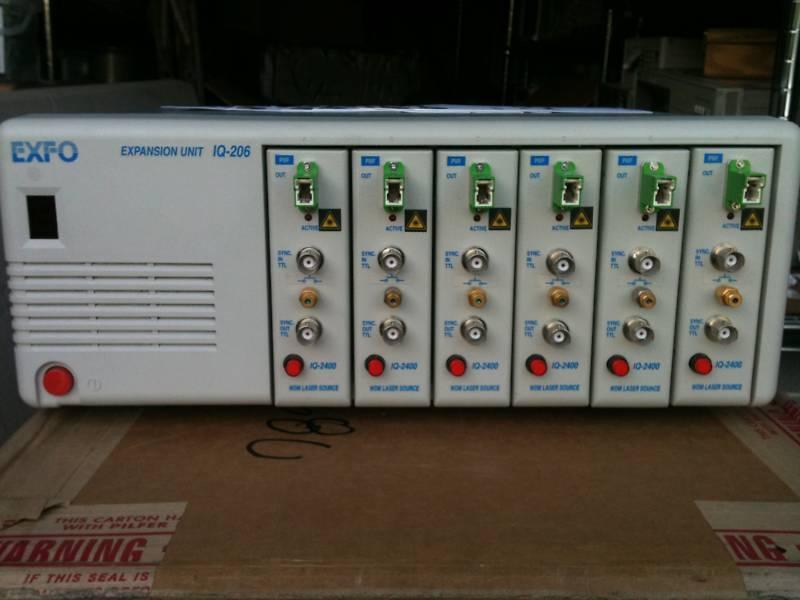 Exfoiq-206/iq-2400w 6 Modules