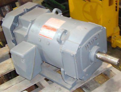 Ge Electric Motor Hp 5 Rpm 1150 9201lr