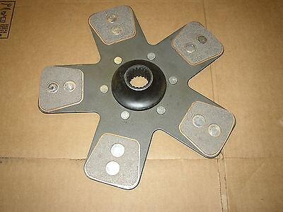 John Deere 4010 4000 4020 Clutch Disc Heavy Duty Engine 12 Five Pad