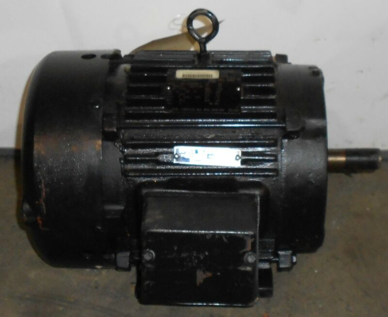 Reman - Lincoln Motors 3 HP Electric Motor 1760 RPM 11534WT