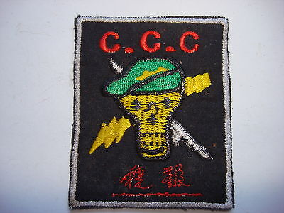 Command Control Central Ccc   5Th Special Forces Group   Vietnam War Patch