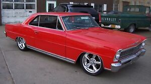 Billet Specialties Wheels Impala Bel Air Chevelle Tri-5 Rims Hot Rod