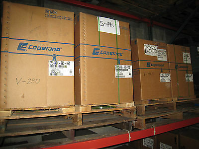 Central Air Heat Pump Compressors-tranecopelandbristolgeothermal Ac Units
