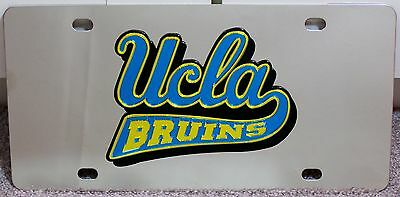 University Of California Los Angeles Ucla Bruins Stahl Vanity Kennzeichen