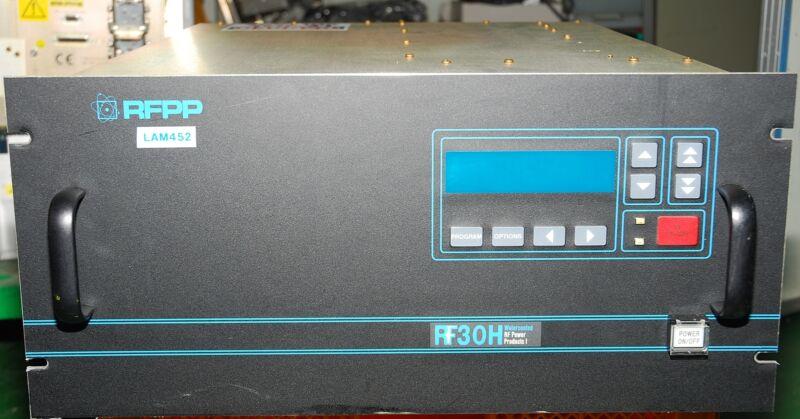 Ae Advanced Energy Rfpp Rf30h 13.56mhz 3kw Rf Generator