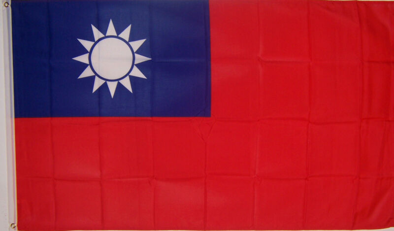 NEW 3ftx5 TAIWAN TAIWANESE BANNER FLAG better quality usa seller