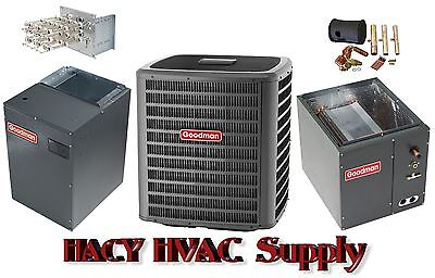5 Ton 18 Seer (17.0) 2 Stage Heat Pump System DSZC180601_MBVC2000_CAPF4961D