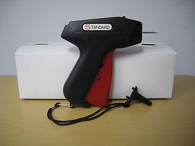 2 Regular Tagging Gun-tag Gun With Exta Long All Steel 35mm Needle Warranty.