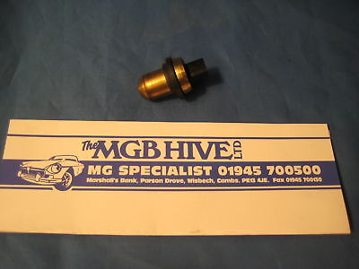 MG NEW MGB ROADSTER /GT 1976 -79 ON RADIATOR FAN SWITCH & SEAL PIN FITTING* eb67