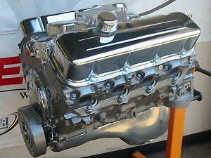 454 crate complete engines ebay chevy 454 450 hp high performance balanced crate engine malvernweather Gallery