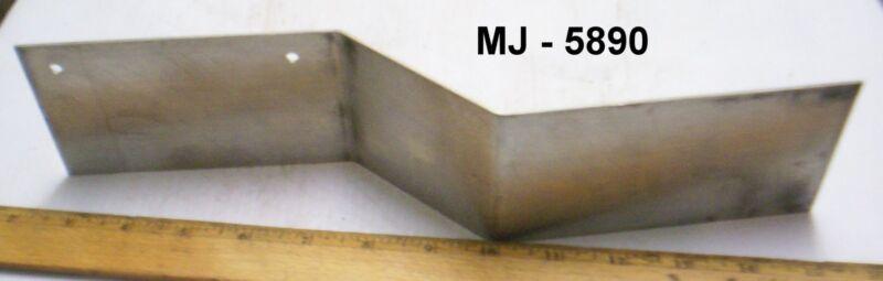 Aluminum Angle Plate / Bracket - P/N: EE45557 (NOS)
