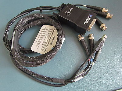 Tektronix Tla Logic Analyzer Iiview Cable W Gpib-usb-a