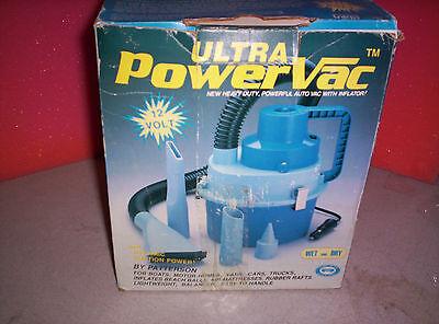 Ultra-Powervac Tragbare Staubsauger W, N-64322 für Auto Boote ()