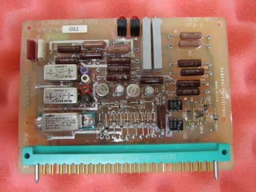 General Electric 169C2768 G02 Voltage Sensor 125V