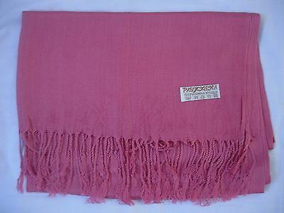 Seide Schal Halstuch Hot Pink (Hot Pink Schal)