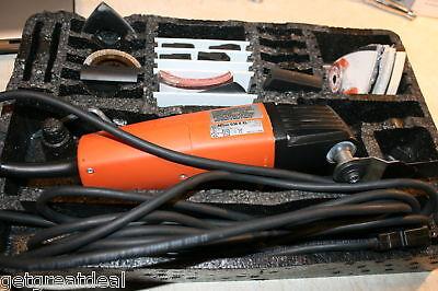 Fein Multimaster MSxe 636 II XL Variable Speed Kit