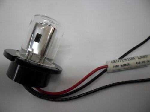 Hamamatsu L2D2 High Brightness Deuterium Lamp L10295 AIS UV-1H for Light Source