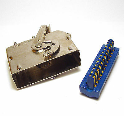 24-poliger Amphenol-stecker Fr Megerte Und Funktechnik Hp Tektronix Etc.