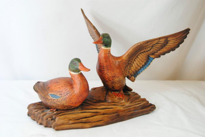 Vintage Holland Mold Ducks