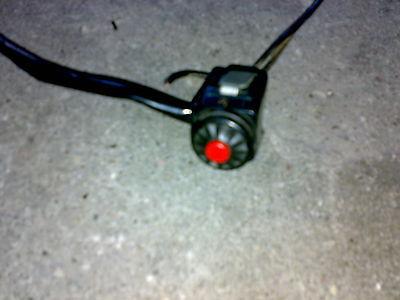 Notaus Schalter für eine KTM SX 250 Baujahr 1997 06197