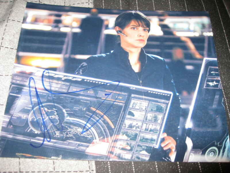 COBIE SMULDERS SIGNED AUTOGRAPH 8x10 PHOTO THE AVENGERS HOW I MET COA IN PERSON