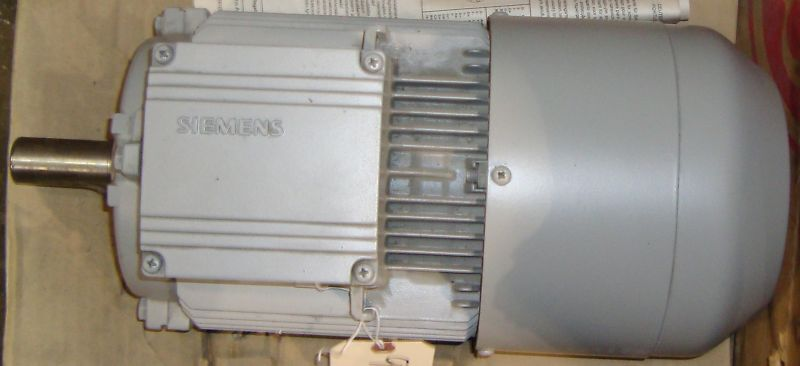 New Siemens Electric Motor HP 3.0kw RPM 1750 9336LR