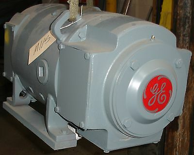 Ge 5 Hp Dc Eelctric Motor 1750-2400 Rpm  M115