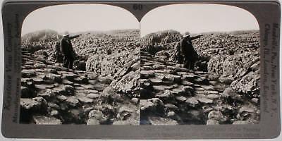Keystone Stereoview Giant S Causeway  No  Ireland Coast From The 1920 S 400 Set