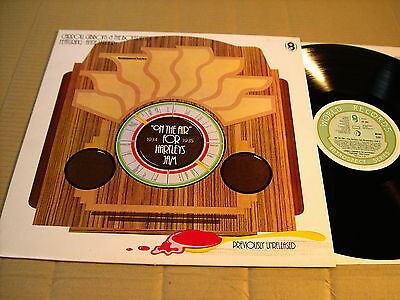 CARROLL GIBBONS & THE BOYFRIENDS - FEATURING ANNE LENNER - ON THE AIR - LP