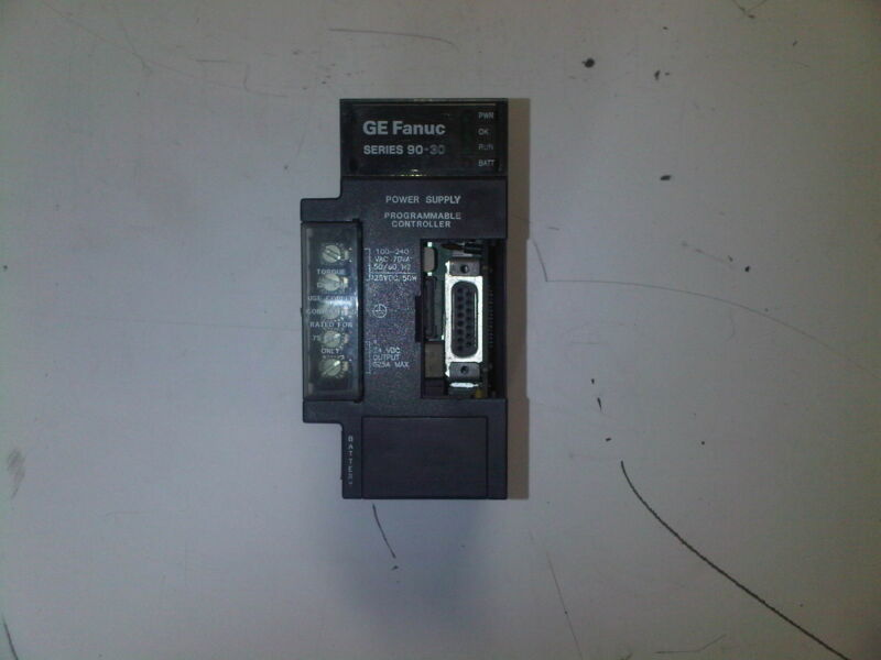 GE FANUC POWER SUPPLY     1C693PWR321N