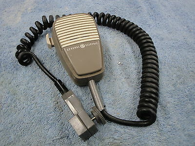 Ge Ericsson Macom Vhf Uhf Mastr Ii Repeater Radio Palm Mic - Fast Shipping