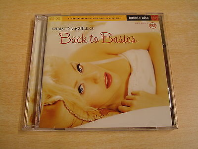 2-CD / CHRISTINA AGUILERA - BACK TO BASICS
