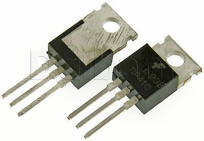 Tip41c Original New Fairchild Transistor