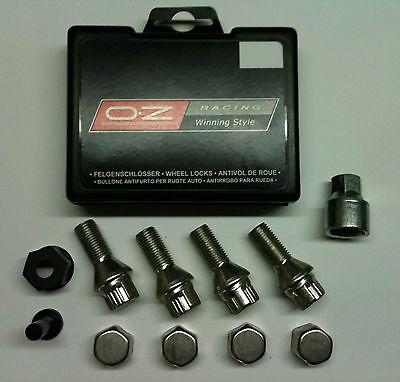 Felgenschlösser Kegel M14x1,5 28mm für Mercedes-Benz A-Klasse B-Klasse C-Klasse