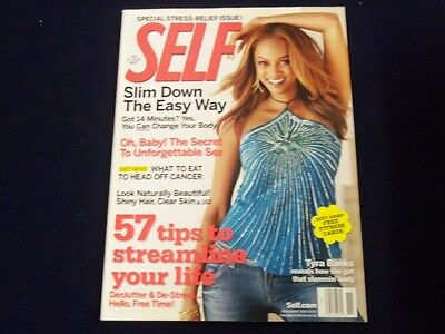 2005 November Self Magazine   Tyra Banks   Ii 6125