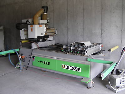 Cnc Router - Biesse Rover 13s