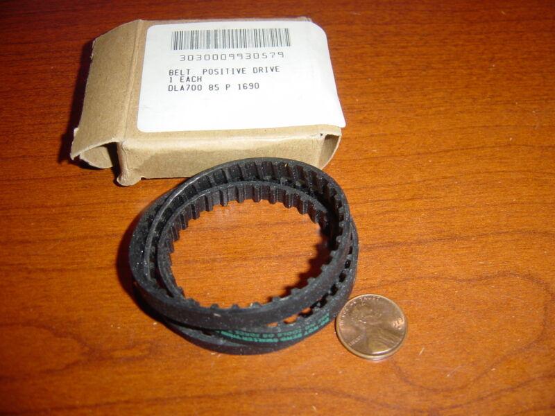 browning gearbelt 200Xl025 mini timing postiive drive belt USA gear belt new