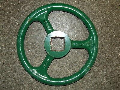 9 Valve Handwheel 1-12 Square Center Hand Wheel Actuator