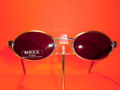 MEXX Vintage - Sonnenbrille 5506 mit Kunststoffgläsern zum Superpreis