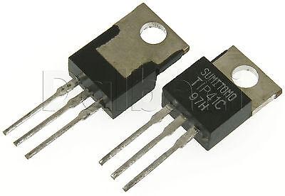 Tip41c Original New Sumitomo Transistor