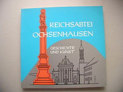 Reichsabtei Ochsenhausen Geschichte Kunst 1984 Skulpturen Gemälde Medaillen