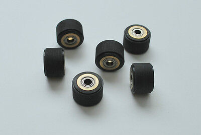Pinch Roller For Roland Vinyl Plotter Cutter 4x11x16 Us Fast Shipping