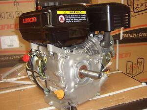 PETROL ENGINE LONCIN G120F-P 4HP REPLACES HONDA GX120 ENGINE