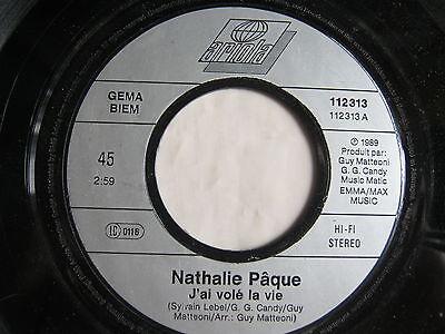 Nathalie Pâque -   j'ai volé la vie -