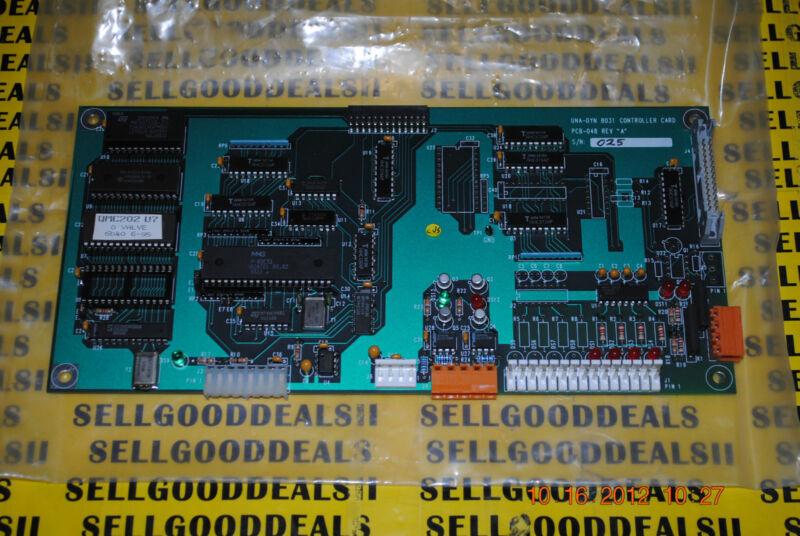 UNA-DYN PCB-048 Controller Card PCB048 Universal Dynamics New