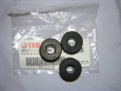 <em>YAMAHA</em> TZ250 96 99 RADIATOR RUBBERSGROMMET SET  GEN<em>YAMAHA</em> 24C NE