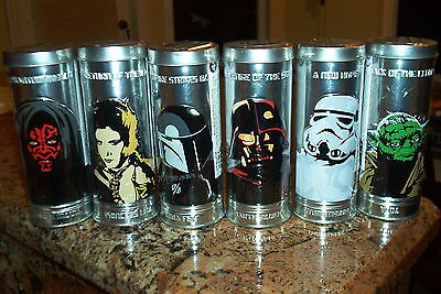 BURGER KING STAR WARS WATCH COLLECTION. SET OF THREE NEW & SEALED