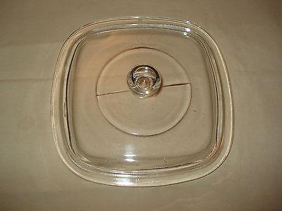 Corning Ware Casserole lid--Pyrex # P-7-C for 1, 1.5, 1 3/4 Qt. casseroles
