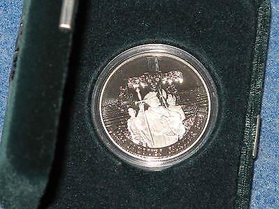 1984 Canada  1 00 Jacques Cartier Nickel Proof Commemorative B8457