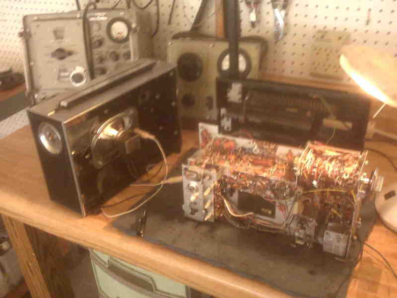 Zenith Trans-Oceanic 7000, 3000, 2000 and 1000 Restoration Service